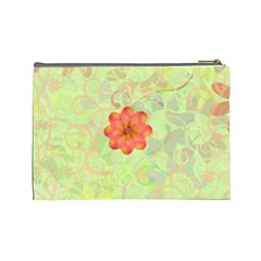 Melon surprise Large Cosmetic case 2 by Joan T Back