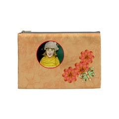 Melon Surprise Medium Cosmetic Case 1 By Joan T   Cosmetic Bag (medium)   Ud4qwurm9ewn   Www Artscow Com Front
