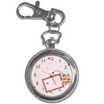 With love - pink - Key Chain Watch