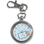 With love - blue - Key Chain Watch