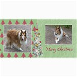 Here Comes Santa card set 2 - 4  x 8  Photo Cards