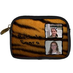 Rochels Camra Case By Chanie   Digital Camera Leather Case   1epbn6jte0va   Www Artscow Com Front