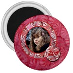 peppermintcandy magnet - 3  Magnet