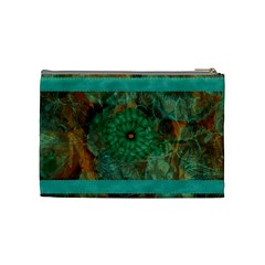 New Year Medium Cosmetic Case 2 By Joan T   Cosmetic Bag (medium)   9v7p25fnqea3   Www Artscow Com Back