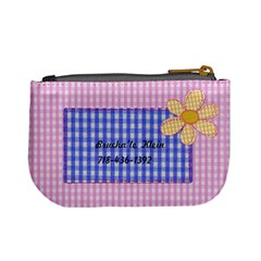 Bruchales Purse By Gitty Grunbaum   Mini Coin Purse   Bt72ipw8zodb   Www Artscow Com Back
