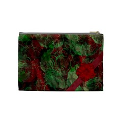 New Year Medium Cosmetic Case 4 By Joan T   Cosmetic Bag (medium)   Q8xm6jwk60oi   Www Artscow Com Back