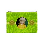 Lime Juice Medium Cosmetic Case - Cosmetic Bag (Medium)