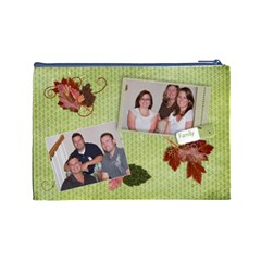 Family By Shannon Kellogg   Cosmetic Bag (large)   Mg424rol7qvt   Www Artscow Com Back