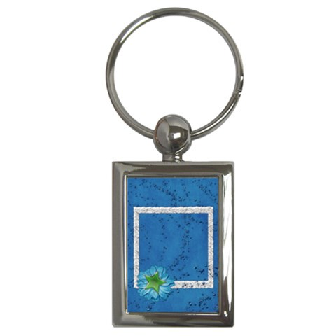 Star Key Chain By Mikki   Key Chain (rectangle)   Zlssgrcf2vx4   Www Artscow Com Front