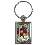 Family is Forever-key chain - Key Chain (Rectangle)
