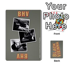 Bv2 By Nathan Walker   Playing Cards 54 Designs   Zfyfitebchsz   Www Artscow Com Front - Spade8