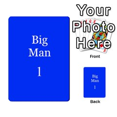 Awi Pack 8 By Jonathan Davenport   Multi Purpose Cards (rectangle)   9rlaxl37libu   Www Artscow Com Front 26