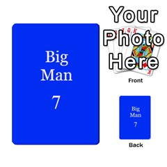 Awi Pack 8 By Jonathan Davenport   Multi Purpose Cards (rectangle)   9rlaxl37libu   Www Artscow Com Front 32