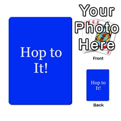 Awi Pack 8 By Jonathan Davenport   Multi Purpose Cards (rectangle)   F00oq56czldk   Www Artscow Com Front 13
