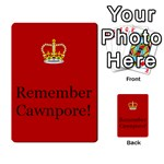 AWI Pack 9 - Multi-purpose Cards (Rectangle)