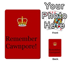 Awi Pack 9 By Jonathan Davenport   Multi Purpose Cards (rectangle)   Pv44pplthkr4   Www Artscow Com Front 2