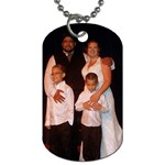 chritmas 1 - Dog Tag (Two Sides)