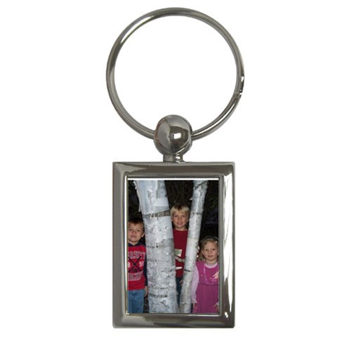 Jill By Melanie   Key Chain (rectangle)   Oeuk0pdn2evv   Www Artscow Com Front