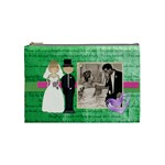wedding,Love bag - Cosmetic Bag (Medium)