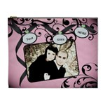 romantic xl cosmetic bag - Cosmetic Bag (XL)