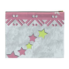 It s A Girl   Cosmetic Bag (xl) By Carmensita   Cosmetic Bag (xl)   7um1vt2u3fyj   Www Artscow Com Back