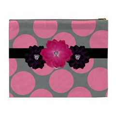Diva Cosmetic Bag Xl By Danielle Christiansen   Cosmetic Bag (xl)   4emjm60b2i28   Www Artscow Com Back