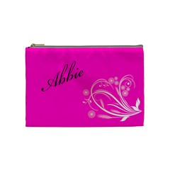 Abbie Mcbride By Rebecca Mccartney   Cosmetic Bag (medium)   Vlk01f70bc11   Www Artscow Com Front