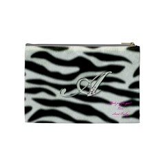 Abbie Mcbride By Rebecca Mccartney   Cosmetic Bag (medium)   Vlk01f70bc11   Www Artscow Com Back