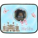 Helen blanket - Fleece Blanket (Mini)