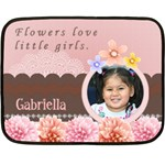 gaby - Fleece Blanket (Mini)