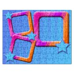 star puzzle - Jigsaw Puzzle (Rectangular)