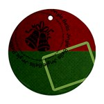 jinglebells - Ornament (Round)