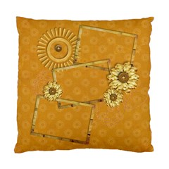 Lace Frames Pillow Cover By Mikki   Standard Cushion Case (two Sides)   2xofdwuea4og   Www Artscow Com Back