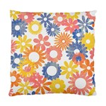 Bright Floral-pillow - Standard Cushion Case (Two Sides)