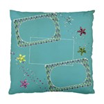Glitter & flowers-pillow - Standard Cushion Case (Two Sides)