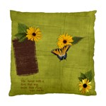 Love & Butterfly-pillow - Standard Cushion Case (Two Sides)