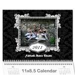 PACT Calendar - Wall Calendar 11  x 8.5  (12-Months)