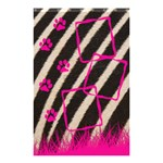 Zebra - Custom Shower Curtain 60  x 72  (Medium)  - Shower Curtain 48  x 72  (Small)