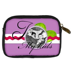 I Love My Kids By Brookieadkins Yahoo Com   Digital Camera Leather Case   Fackdeda1na3   Www Artscow Com Back