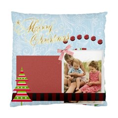Christmas By Joely   Standard Cushion Case (two Sides)   Sdoxpa4hxljk   Www Artscow Com Front