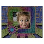 Funky Puzzle - Jigsaw Puzzle (Rectangular)