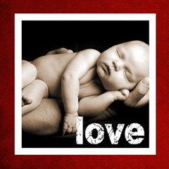 Live Laugh Love Christmas Red Photo Cube By Catvinnat   Magic Photo Cube   F6b52ch6y7pq   Www Artscow Com Side 3