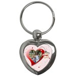 Red heart - Key Chain (Heart)