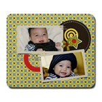 Mousepad- Boy2 - Large Mousepad