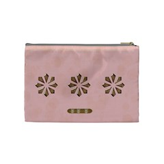 My Journal Medium Cosmetic Case By Joan T   Cosmetic Bag (medium)   Uf6q3h8jb4yo   Www Artscow Com Back