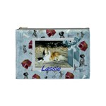 Friends cosmetic bag medium2 - Cosmetic Bag (Medium)
