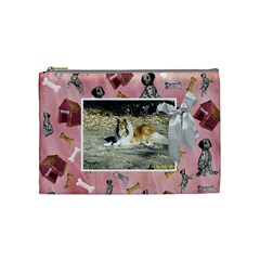 Friends Cosmetic Bag Medium2 By Snackpackgu   Cosmetic Bag (medium)   7g61u9fzve9z   Www Artscow Com Front