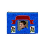 Circus Fun Medium Cosmetic Case - Cosmetic Bag (Medium)