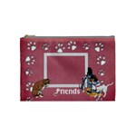 Friends cosmetic bag medium 4 - Cosmetic Bag (Medium)