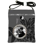 Yin Yang Shoulder Sling Bag